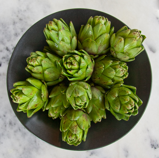how to clean and cook artichoke