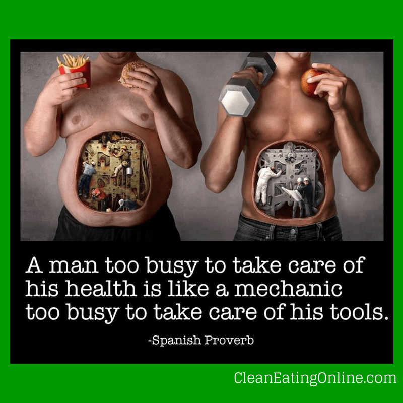 are you too busy to take care of your health
