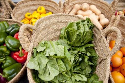 alkaline foods and vegetables