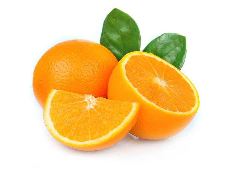 cranberry orange parfait