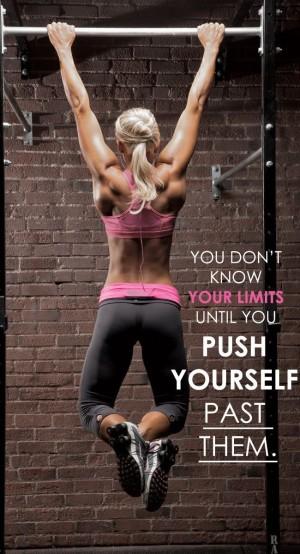 push past limits